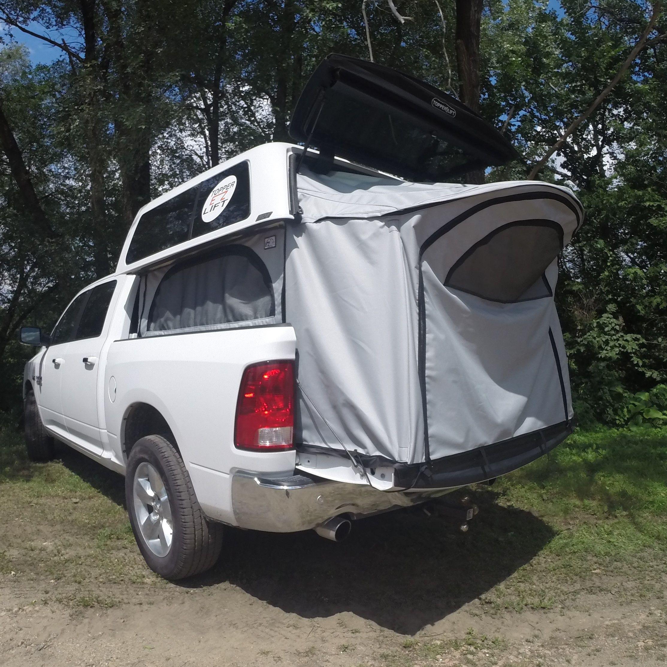 Weekender Camper Package
