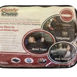 Comfy Cruise Heated Blanket Package